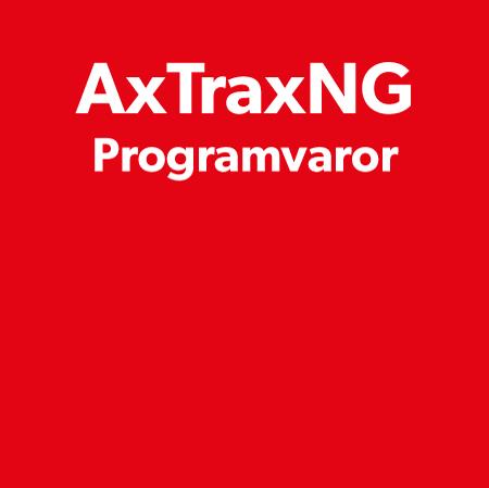 23.00 AxTraxNG Systemprogramvaror