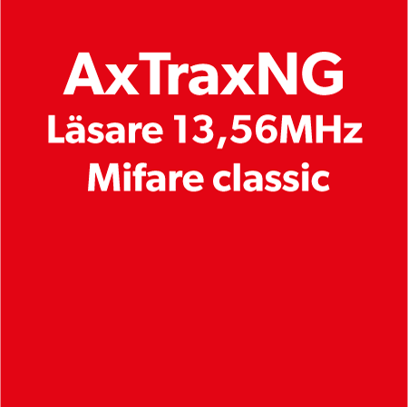 23.43 Läsare 13,56 MHz Mifare Classic