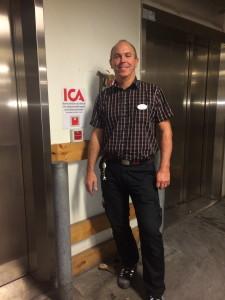 Patrik Andersson ICA Dalagatan