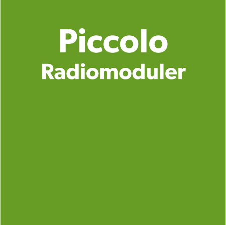 34.101 Piccolo Radiomodul