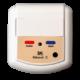 Red-204  Extern Callpoint med manuell återställning vid röd knapp