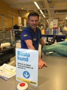 Rusta KK Christer Lindström