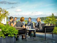 konferensmiljö skepparholmen